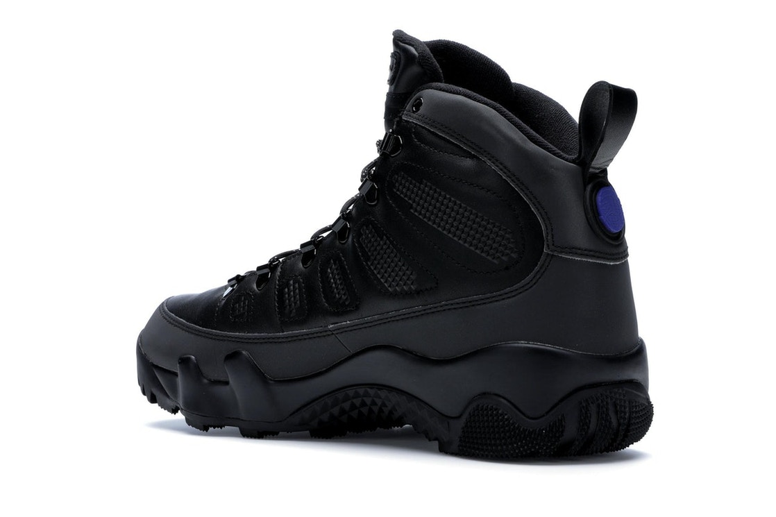 separation shoes 8aeae 7698d Jordan 9 Retro Boot Black Concord
