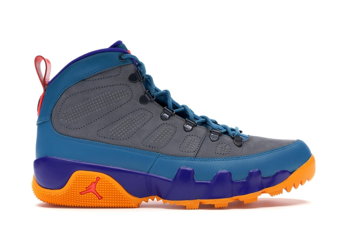 3214ebd5ef1 Sell. or Ask. Size: 9.5. View All Bids. Jordan 9 Retro Boot Green Abyss
