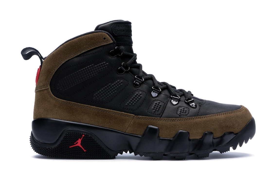 00dc13dc05ab9 Sell. or Ask. Size  11.5. View All Bids. Jordan 9 Retro Boot NRG Olive