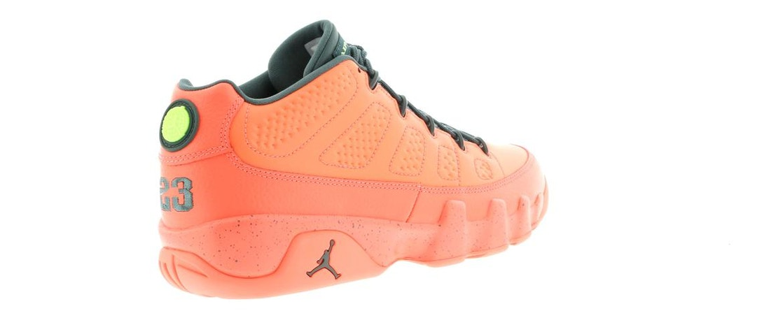f283ae7b4240 Jordan 9 Retro Low Bright Mango - 832822-805