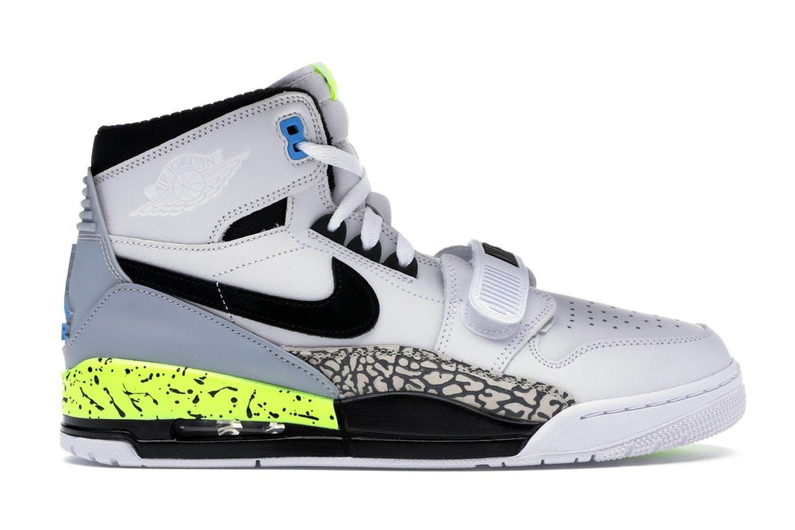 new style 0bee5 ccede Jordan Legacy 312 Command Force Volt - AQ4160-107