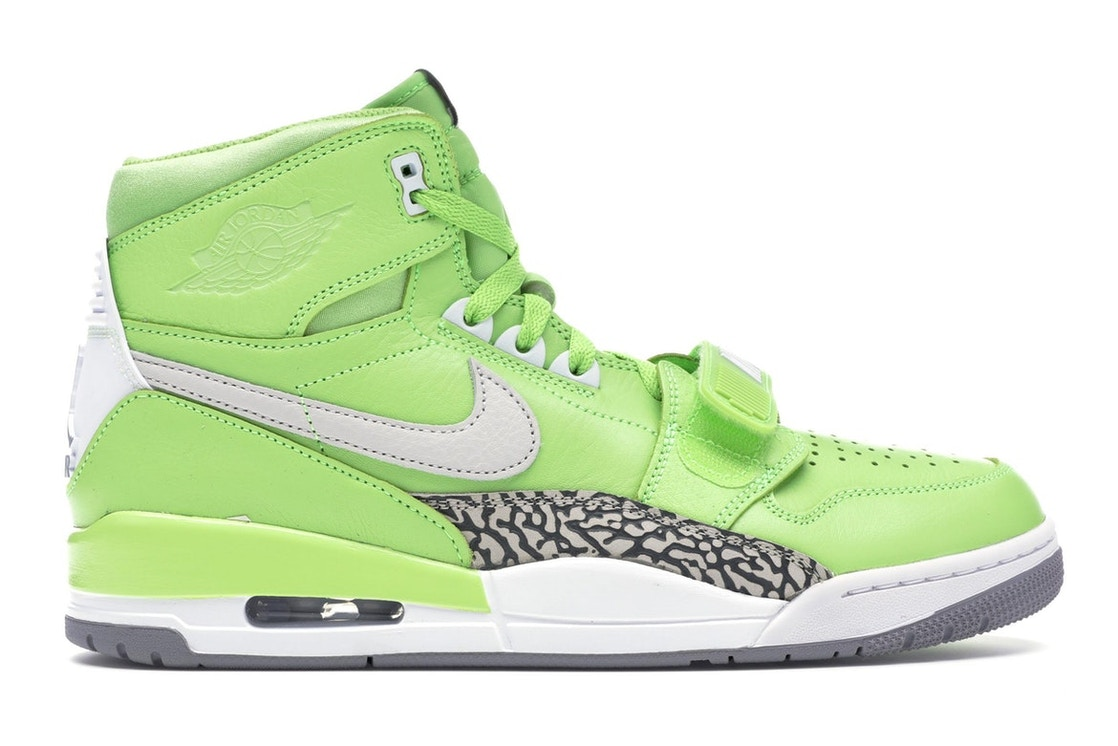 7ef7e178251cb8 Sell. or Ask. Size 9. View All Bids. Jordan Legacy 312 Ghost Green