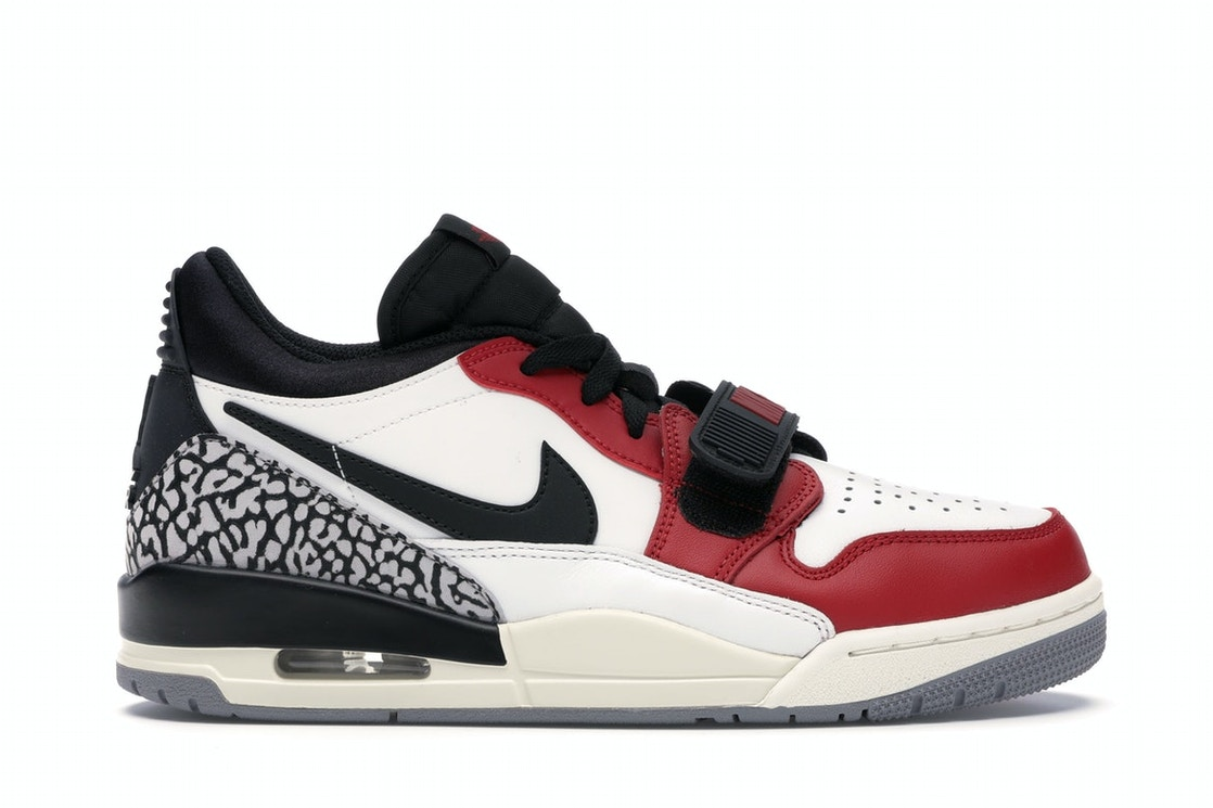 Jordan Legacy 312 Low Chicago by Stock X