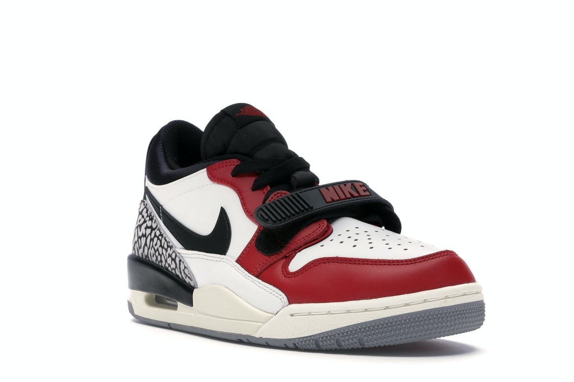 air jordan legacy 312 low summit white
