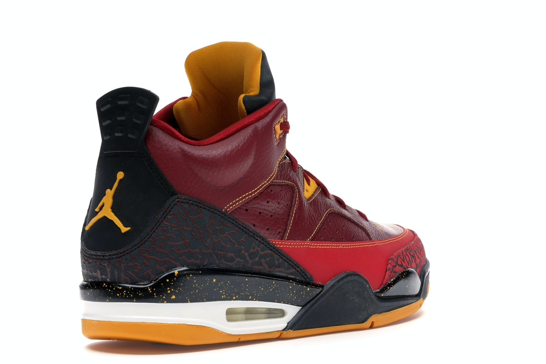 official photos 36363 efd32 Jordan Son of Mars Low Team Red Gold - 580603-607