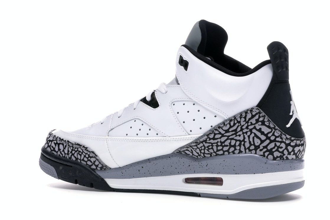 d47d2466c78 Jordan Son of Mars Low White Cement - 580603-101