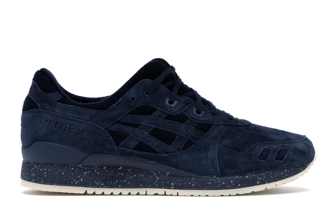 competitive price 0de20 9b476 ASICS Gel-Lyte III Reigning Champ Indian Ink