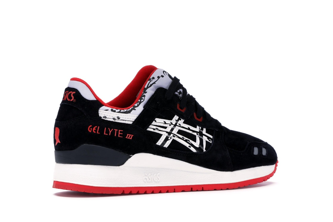 the latest 6583a c3f02 ASICS Gel-Lyte III Titolo