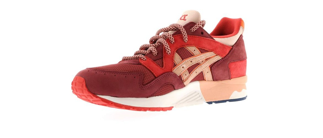los angeles 73633 4d1fe ASICS Gel-Lyte V Ronnie Fieg