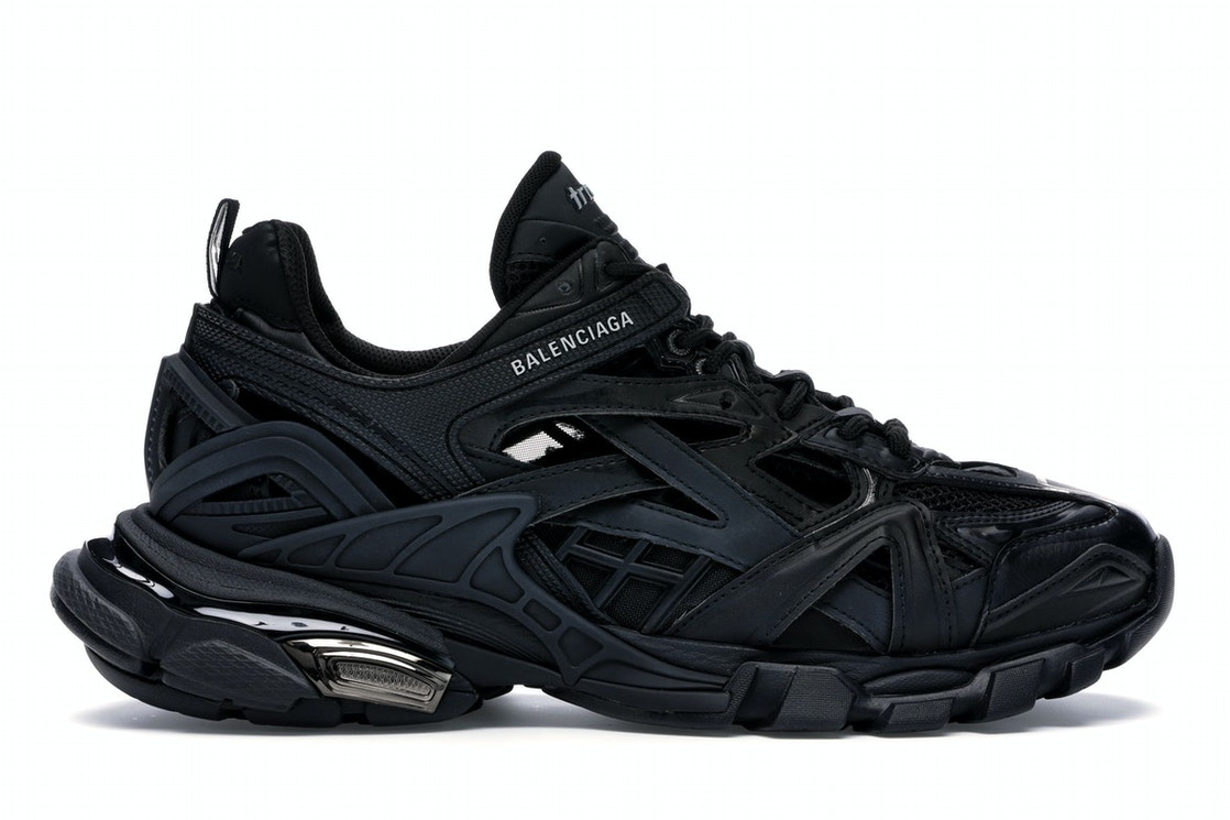 release date designer fashion buy Balenciaga Track 2 Black