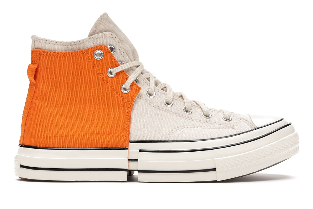 Converse Chuck Taylor All-Star 2-in-1 70s Hi Feng Chen Wang Orange Ivory