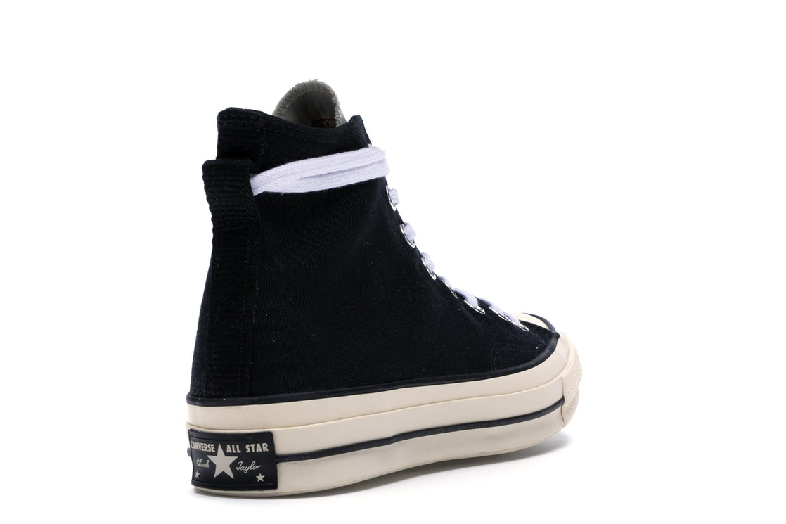 50a581e80ab1 Converse Chuck Taylor All-Star 70s Hi Fear of God Black - 164529C