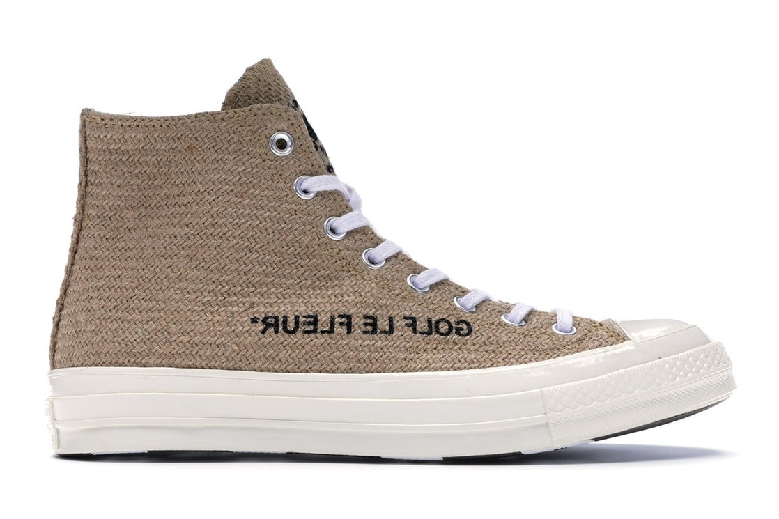 a9652b1734eb07 Sell. or Ask. Size 9. View All Bids. Converse Chuck Taylor All-Star 70s Hi Golf  Le Fleur Burlap