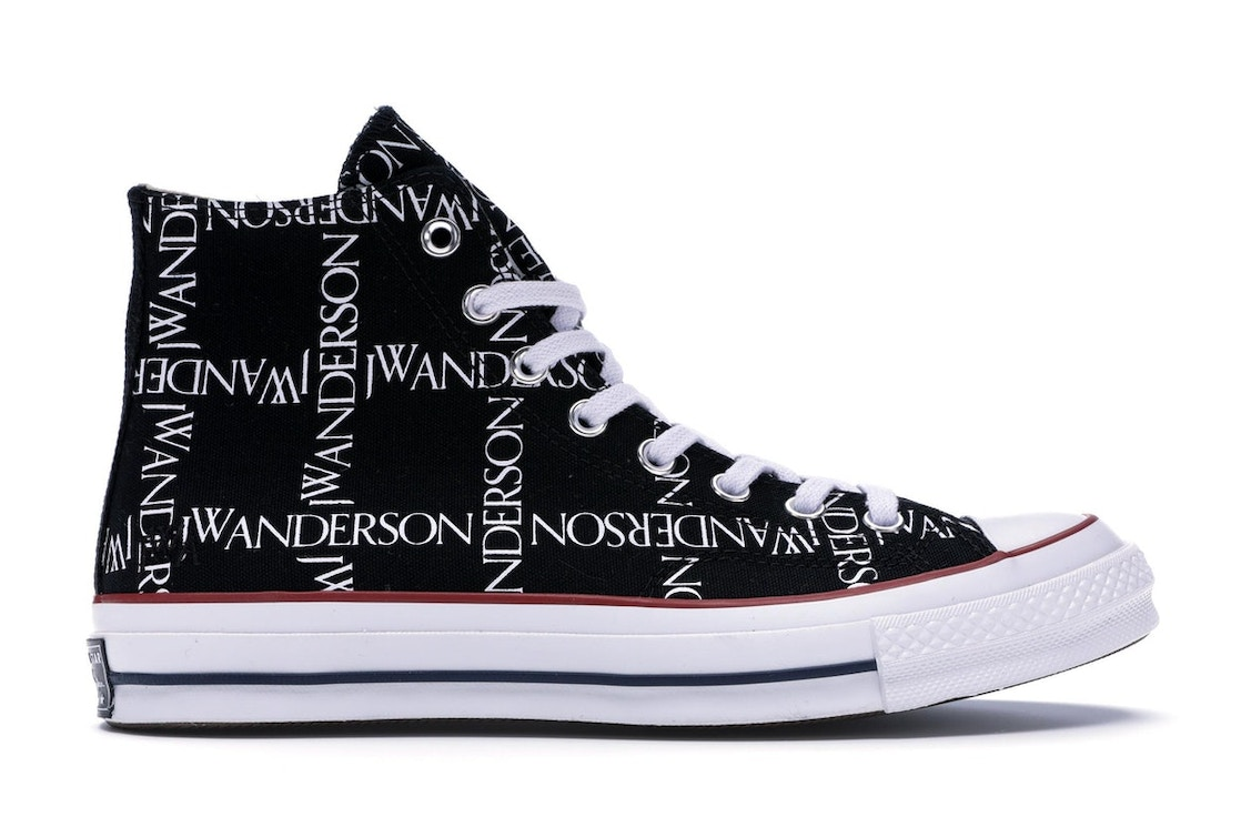 80864099e10d Sell. or Ask. Size  8.5. View All Bids. Converse Chuck Taylor All-Star 70s  Hi Grid JW Anderson Black