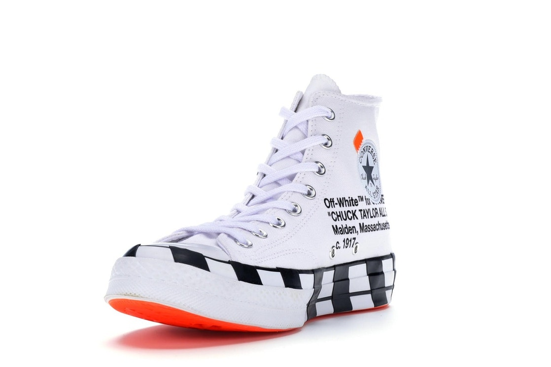 Converse Chuck Taylor All-Star 70s Hi Off-White - 163862C 10001982b