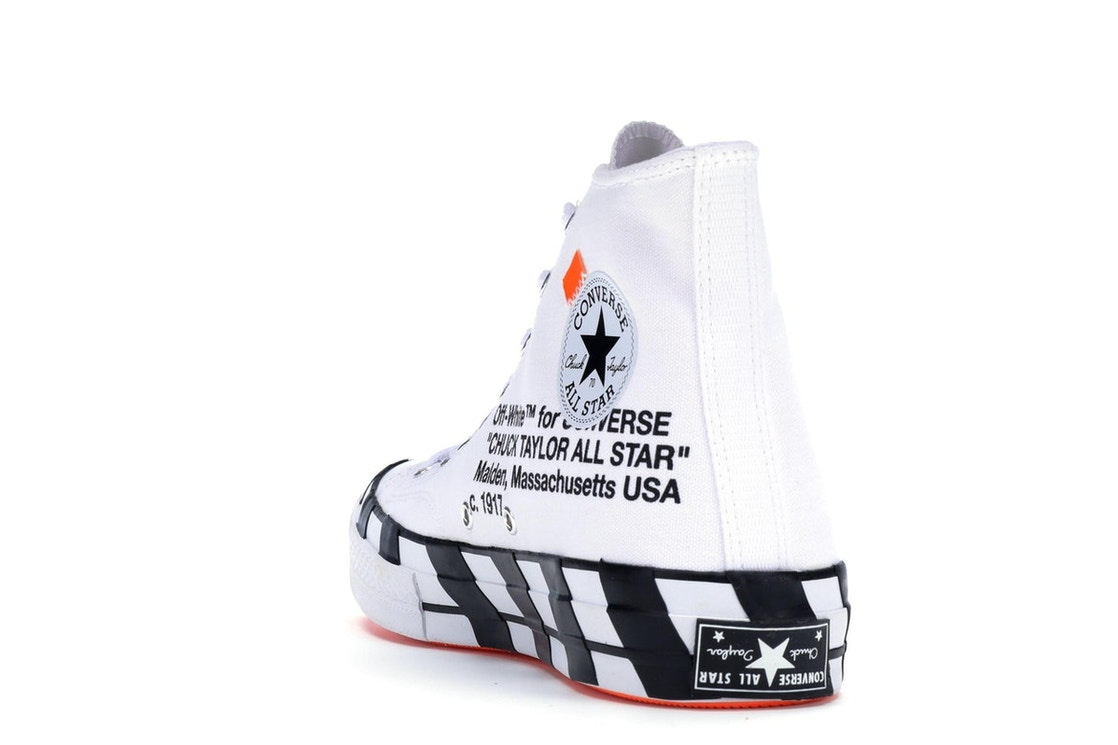 f8176a385b68 Converse Chuck Taylor All-Star 70s Hi Off-White - 163862C