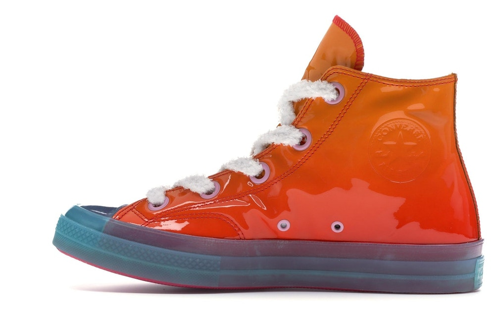 Converse Chuck Taylor All-Star 70s Hi Toy JW Anderson Kumquat