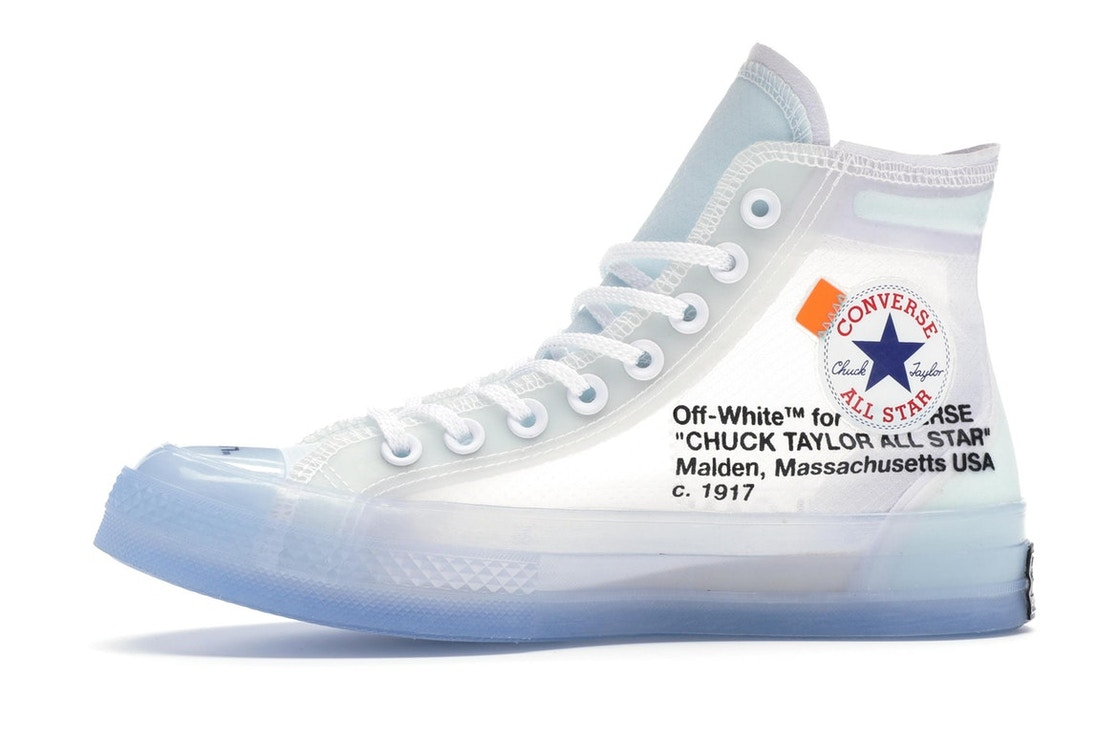 2932e926fcfbab Converse Chuck Taylor All-Star Hi Off-White - 162204C