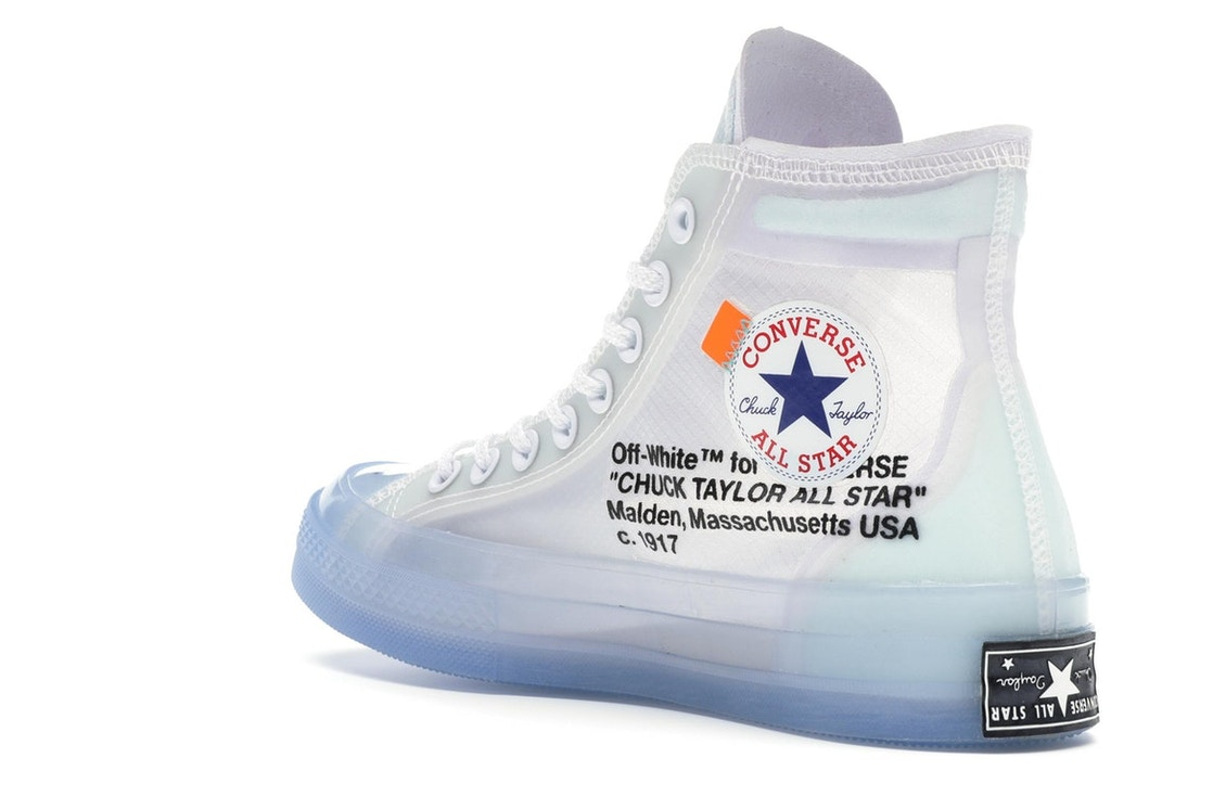 cceda1d1610138 Converse Chuck Taylor All-Star Hi Off-White - 162204C
