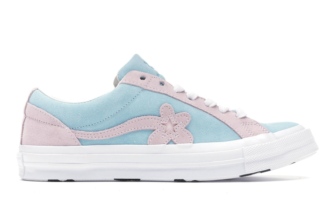 3245b11bc908dc Sell. or Ask. Size  9.5. View All Bids. Converse One Star Ox Tyler the Creator  Golf Le Fleur Light Blue Pink