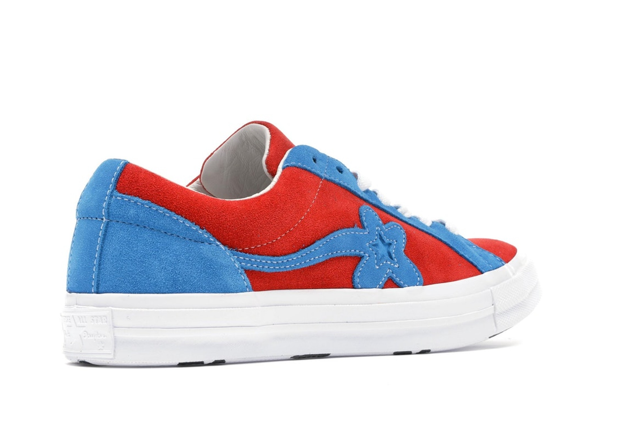 afcd21859813 Converse  Converse x Golf Le Fleur One Star Black 162129C 03  Converse One  Star Ox Tyler the Creator Golf Le Fleur Red Blu ...