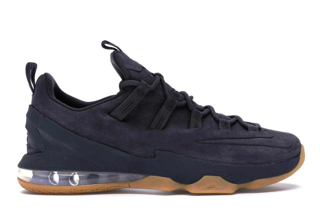 check out 64d4d 1e39c LeBron 13 Low Anthracite Gum - AH8289-001