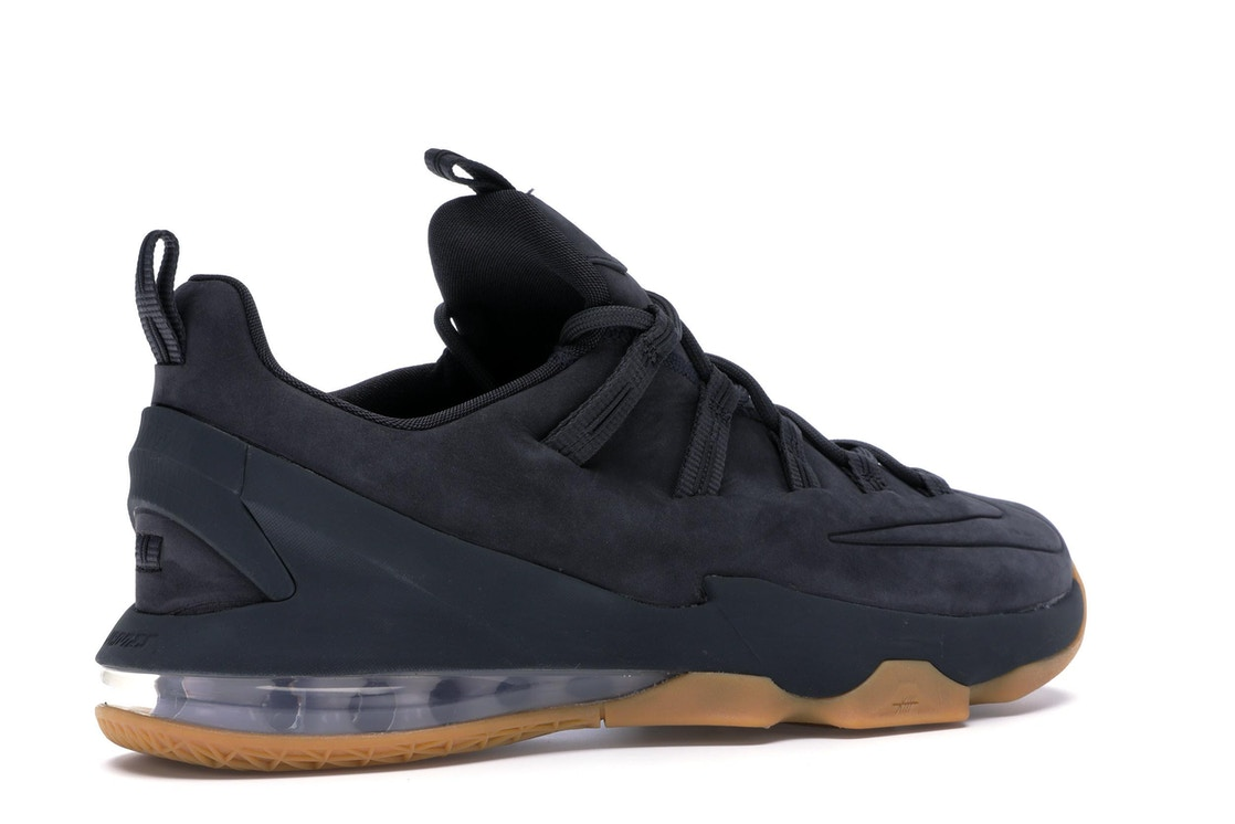 check out 564fd ed99a LeBron 13 Low Anthracite Gum - AH8289-001