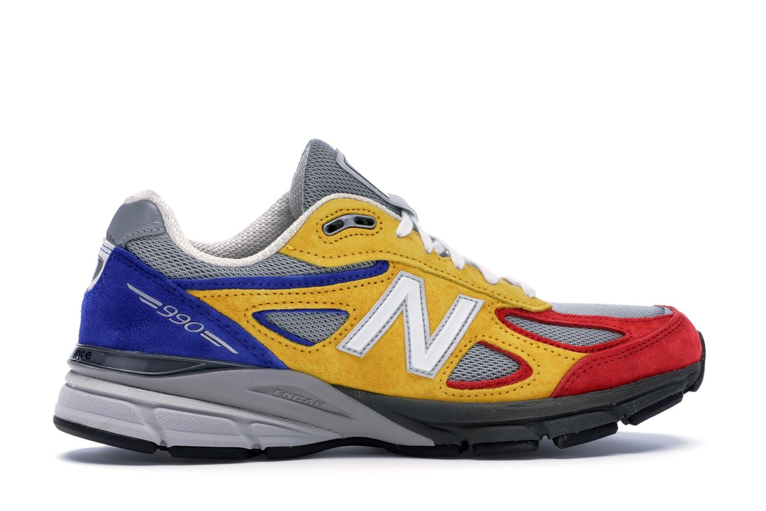 timeless design 9a782 ce3ef New Balance 990v4 Shoe City x Eat