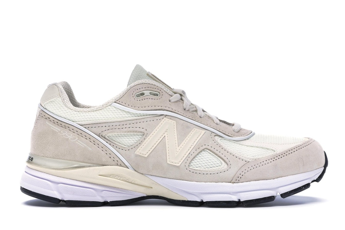 separation shoes 5eca4 0d419 New Balance 990v4 Stussy Cream