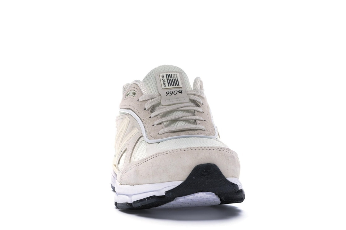 cheap for discount fef90 453c3 New Balance 990v4 Stussy Cream - M990SC4