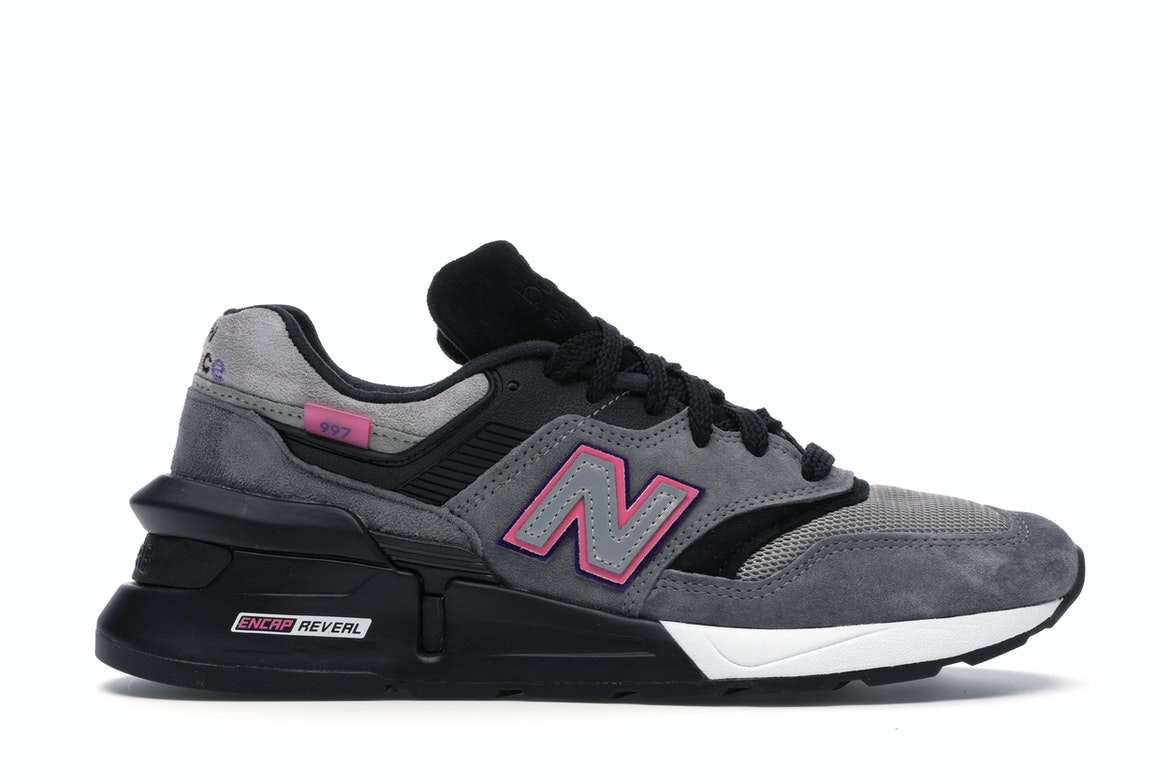 new balance x kith x united arrows & sons x nonnative collection