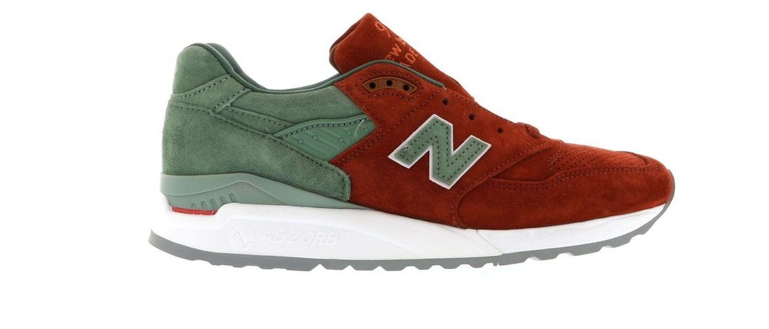 hot sale online ecc46 a3aec Sell. or Ask. Size  13. View All Bids. New Balance 998 CNCPTS Rivalry Pack  Boston