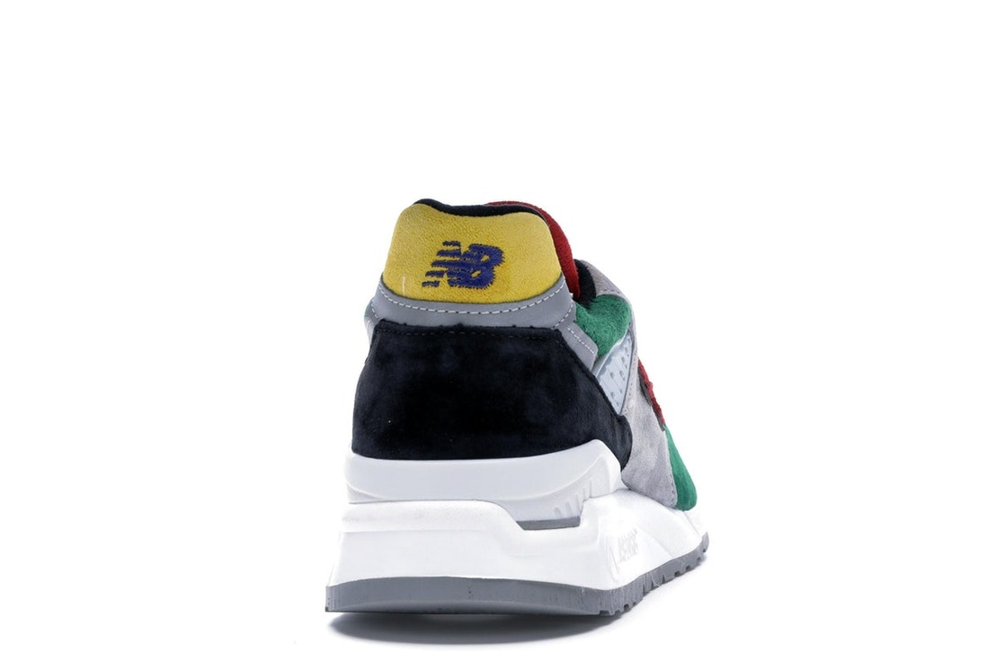 new arrival a2833 0e527 New Balance 998 Todd Snyder Color Spectrum