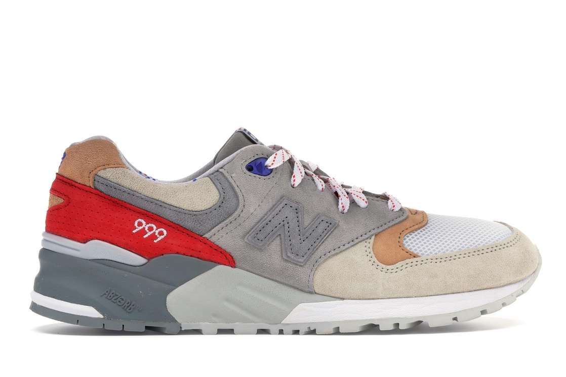official photos f51df d34d4 New Balance 999 Concepts Hyannis (Red) - M999CP2