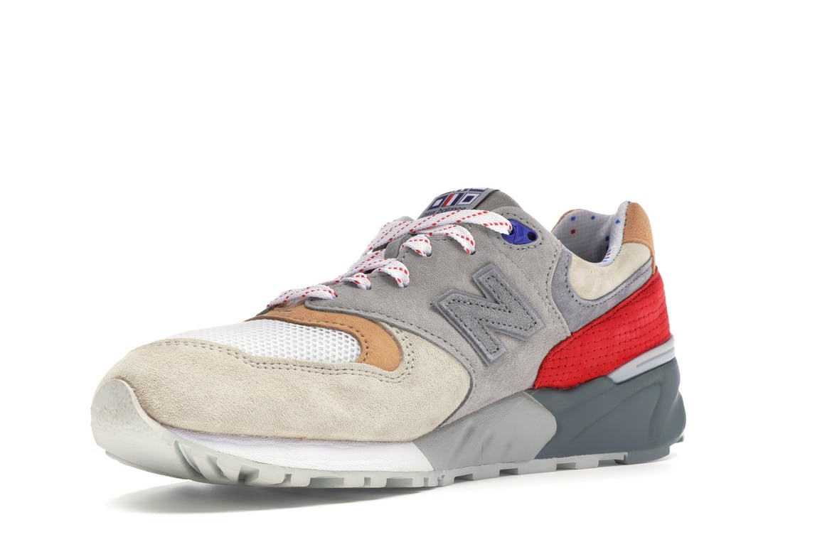 New Balance 999 Concepts Hyannis (Red)