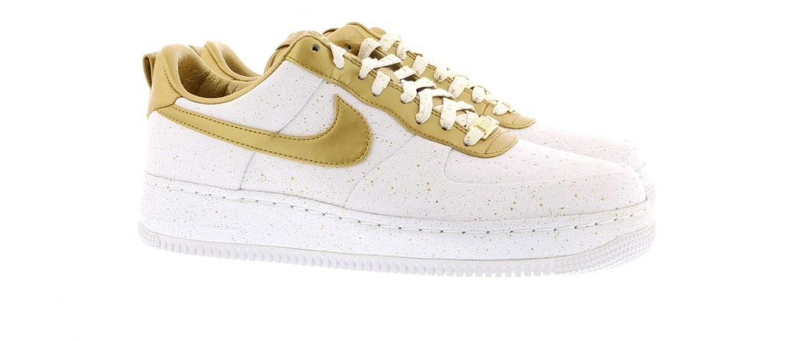 half off 1fe2b 8a880 Sell. or Ask. View All Bids. Air Force 1 Low Supreme Gold Medal ...