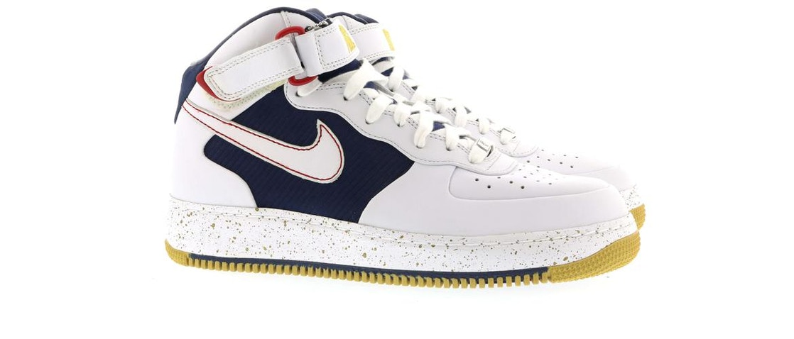 the best attitude fb31d 8e412 Sell. or Ask. View All Bids. Air Force 1 Mid Supreme ...