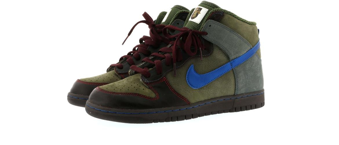 Dunk High PRM World Cup 2006 NEYO Charity Auction