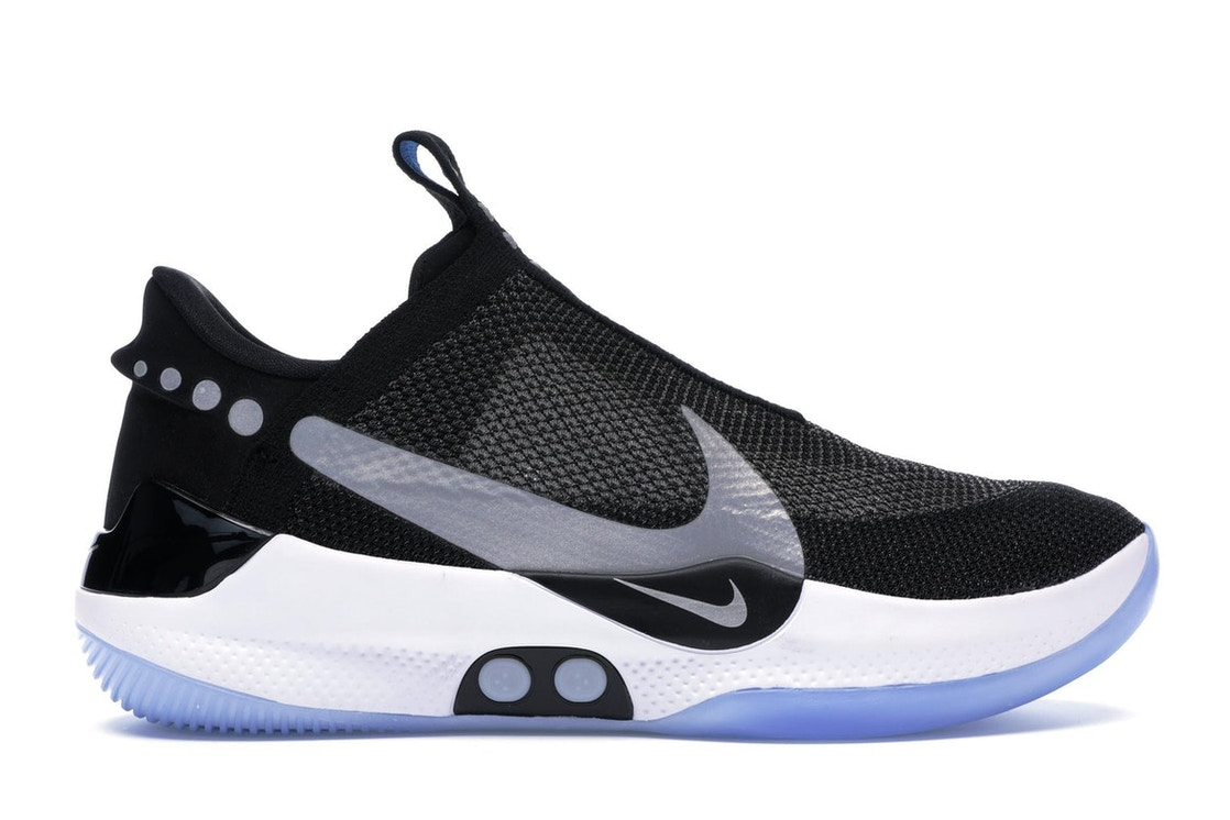 2048e7ac Nike Adapt BB Black Pure Platinum (US Charger) - AO2582-001