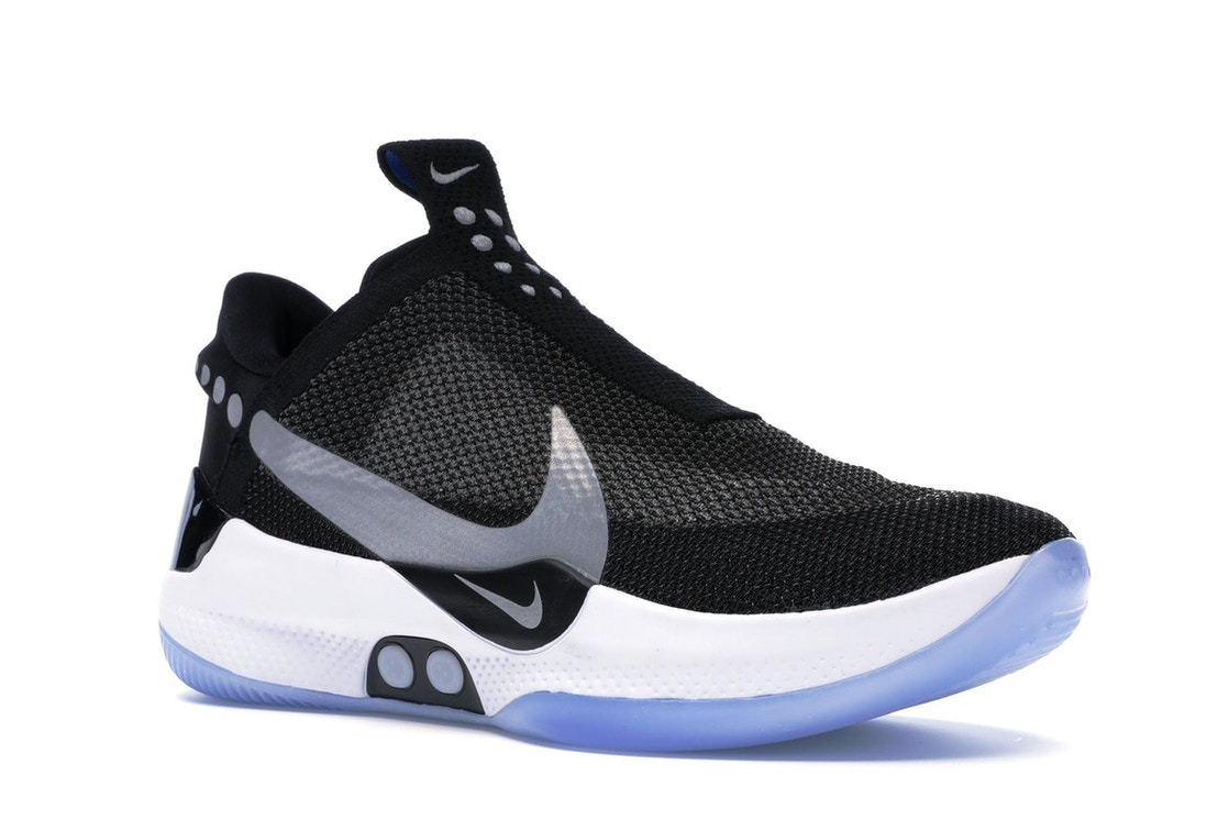 5838fab9705 Nike Adapt BB Black Pure Platinum (US Charger) - AO2582-001