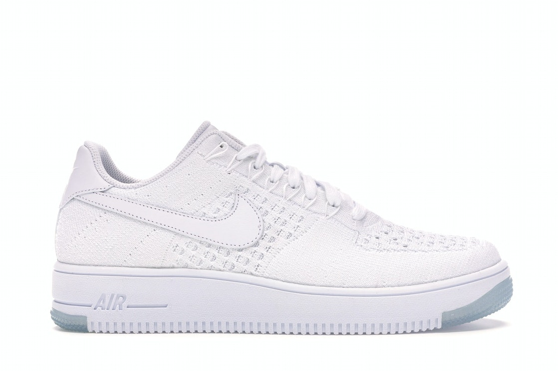 best sneakers f057a 77e73 Sell. or Ask. Size 9. View All Bids. Nike Af1 Ultra Flyknit Low White/White- Ice