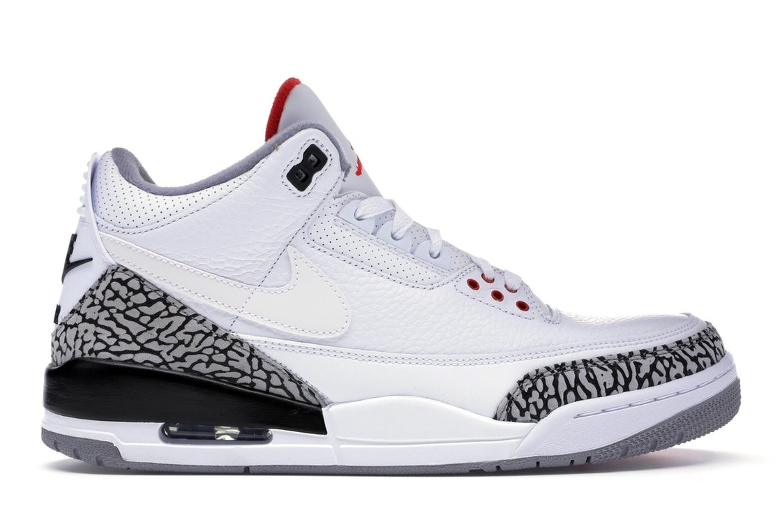 huge discount f1f33 cea34 Air Jordan 3 JTH Super Bowl