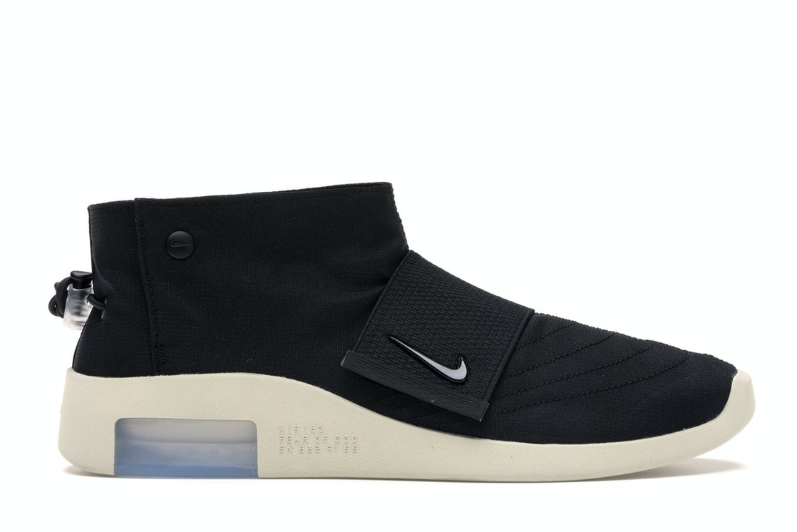 2d453fe1 Sell. or Ask. Size: 10.5. View All Bids. Air Fear Of God Moccasin Black