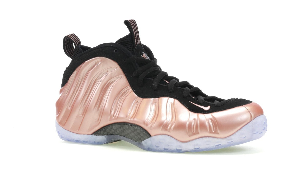 89230da9cc0 Air Foamposite One Rust Pink - 314996-602