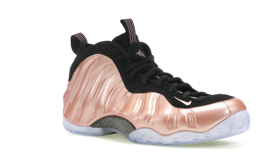 4cf6927a2198 Air Foamposite One Rust Pink - 314996-602