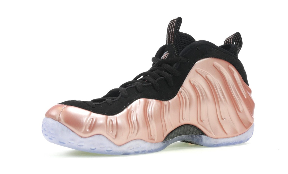 size 40 22fc1 83288 Air Foamposite One Rust Pink - 314996-602