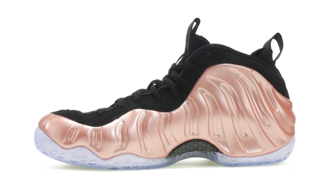 size 40 6c679 2df36 Air Foamposite One Rust Pink - 314996-602