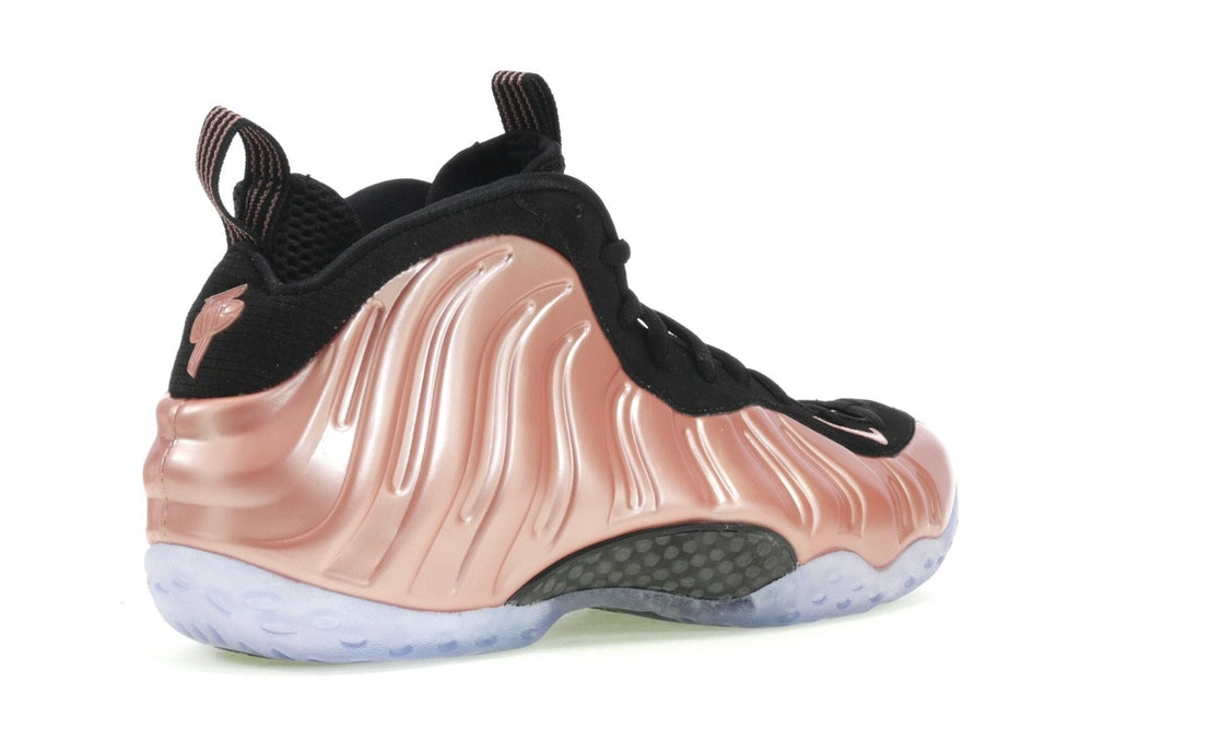 official photos 4d1d4 6c1fd Air Foamposite One Rust Pink