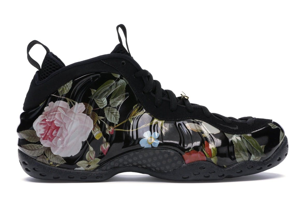 Air Foamposite One Floral
