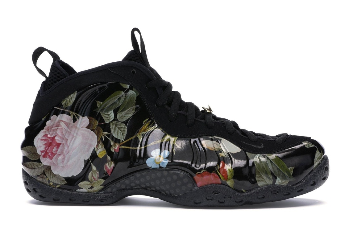 34741119f7 Air Foamposite One Floral - 314996-012